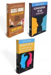 Gizli İkna Taktikleri Kişisel Gelişim Seti - 3 Kitap