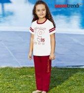 Rolypoly Galatasaray 9135 Pamuklu 2 8 Yaş Pijama Takımı