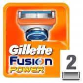 Fusion Power Yedek 2 Li Tıraş Bıçağı