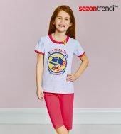 U.s. Polo Assn.4 16 Yaş Kız T Shirt Şort Takımı...