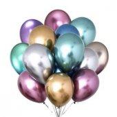 Balon Krom Parlak (Mırror) 16 İnc Karışık...