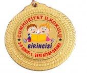 Madalya Kitap Okuma Madalyası 1.seri