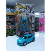 Robota Dönüşen 20 Cm Araba Transformers