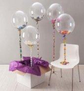 Balon (Bobo Balon) Çok Amaçlı 18 İnc 50 Adet