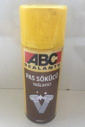 Abc Pas Sökücü Yağlayıcı 400 Ml***aynı Gün Kargo***