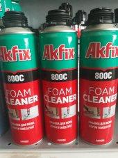 Akfix 800c Pu Köpük Temizleyici Foam Cleaner Aynı Gün Hızlı Kargo