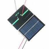 Güneşten Enerji Üret 6v Güneş Paneli,deney Seti İçin 83x66mm Yüks