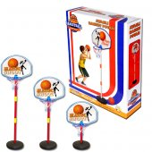 125 Cm Ayaklı Basket Potası