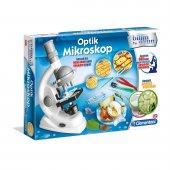 Oyuncak Bilim Seti Optik Mikroskop