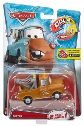 Cars Renk Değiştiren Arabalar Mater