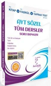 Karekök Yayınları Ayt Sözel Tüm Dersler Soru Bankası