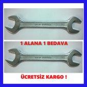 20x22 İki Ağız Anahtar 1 Alana 1 Bedava