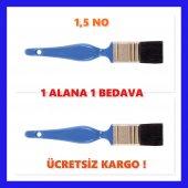 Yağlı Boya Fırçası 1,5 No Sterkel Doğal Siyah...