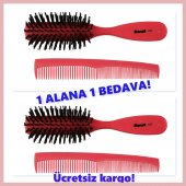 Banat Fashıon Saç Fırça Seti Kod 125 1 Alana 1...