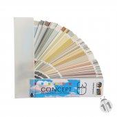 Filli Boya 3d Renk Ve Uyum Ortak Renk Yelpaze...