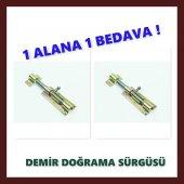 Demir Doğrama Sürgüsü 16 Cm 1 Alana 1 Bedava
