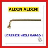 Altaş Bijon Anahtarı Pipo Tipi 19 Mm 8x27cm Uzun S...
