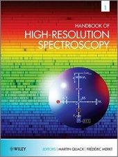 Handbook Of High Resolution Spectroscopy (3 Volumes)