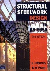 Structural Steel Work Design To Bs5950