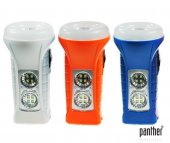 Panther Pt 1419 8+12+1 Ledli Pille Çalışan El Feneri