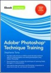 Adobe Photoshop Technique Training E Book Dvd