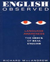 English Observed A Handbook Of Language Awareness