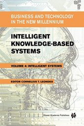 ıntelligent Knowledge Based Systems (5 Volumes)