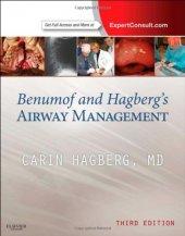 Benumof Amd Hagbergs Airway Management