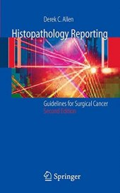 Histopathology Reporting Guidelines For Surgical Cancer