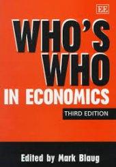 Whos Who İn Economics