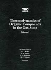 Thermodynamics Of Organic Compounds İn The Gas State Volume 2