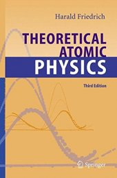 Theroretical Atomic Physics