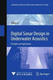 Digital Sonar Design İn Underwater Acoustics Principles And Applications