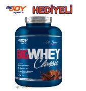 Bigjoy Whey Protein Tozu Classic 2310 Gr...