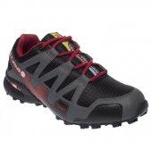 Jump Siyah Gri Günlük & Yürüyüş Erke Spor Ayakkabı 21513 B