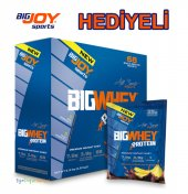 Bigwhey Protein Tozu 2325 Gr 68 Şase Çikolata...