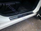 Nissan Qashqai Krom Kapı Eşiği 4 Parça (2014 Ve Üzeri)
