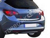 Opel Astra J Sd Krom Bagaj Alt Çıtası (2012 Üzeri)