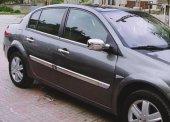 Renault Megane 2 Sedan Krom Kapı Kolu (2004 2010)