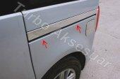 Volkswagen Caddy Sürgülü Kapı Çıtası 2 Prç. P.çelik (2004 2015)