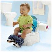 Fisher Price Eğitici Eğlenceli Tuvalet Türkçe
