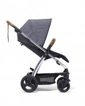 Mamas Papas Sola 2 Bebek Arabası Chrome Navy Marl-2