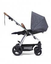 Mamas Papas Sola 2 Bebek Arabası Chrome Navy Marl-3
