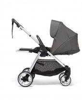 Mamas Papas Armadillo Flip Xt 2 Bebek Arabası Grey/ Coral -2