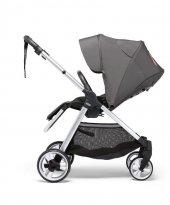 Mamas Papas Armadillo Flip Xt 2 Bebek Arabası Grey/ Coral -3