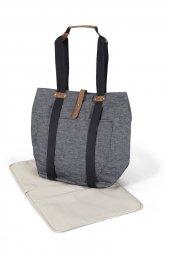 Mamas Papas Anne Bakım Çantası Changıng Bag Blue Denım-3