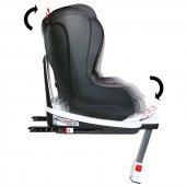 Roomeye Chıld Car Seat Black Grey-3