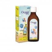 Ocean Limon Aromalı Balık Yağı Şurubu Skt 01 2020...