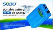 Sobo Sb 980 Bataryalı Akvaryum Hava Motoru