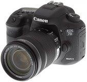 Canon EOS 7D Mark II 18-135mm IS STM Fotoğraf Makinesi